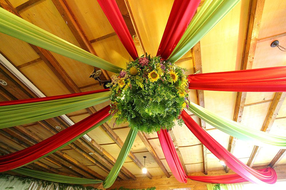 Праздник Ивана Купала в туристическом комплексе Воеводино, фото 4