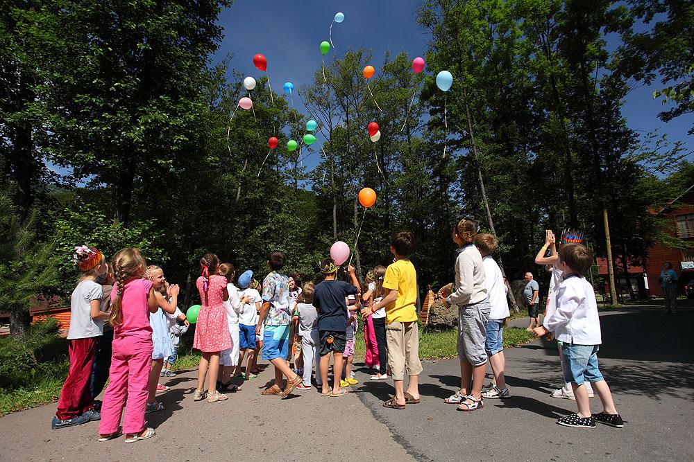 Праздник Ивана Купала в детском клубе Воеводино, фото 2