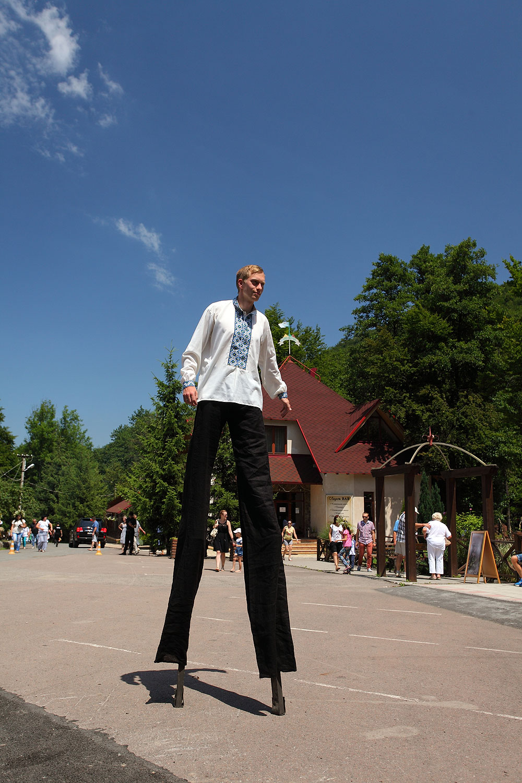 Праздник Ивана Купала в туристическом комплексе Воеводино, фото 7