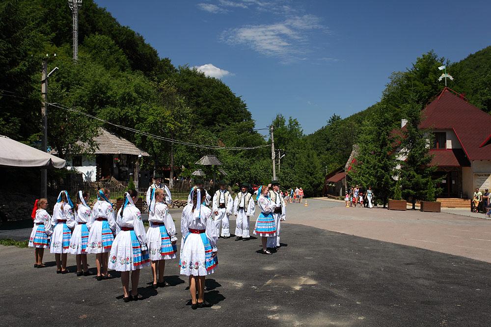 Праздник Ивана Купала в туристическом комплексе Воеводино, фото 9