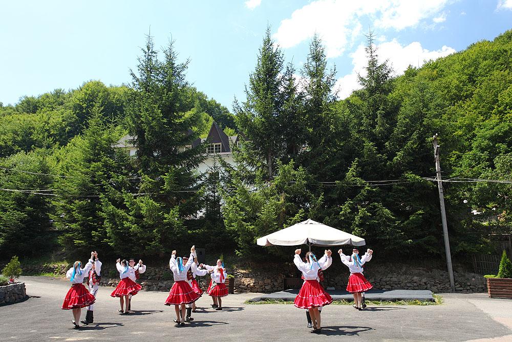 Праздник Ивана Купала в туристическом комплексе Воеводино, фото 12