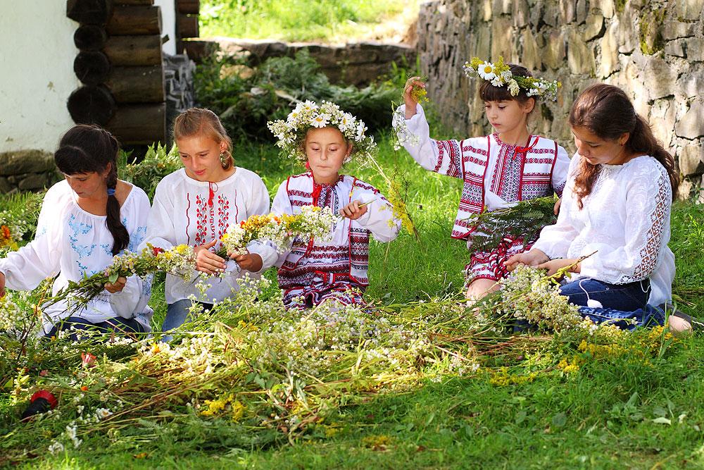 Праздник Ивана Купала в туристическом комплексе Воеводино, фото 15