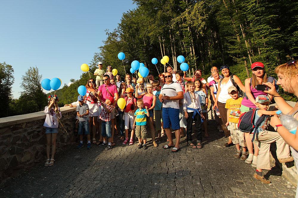 Праздник Ивана Купала в туристическом комплексе Воеводино, фото 16