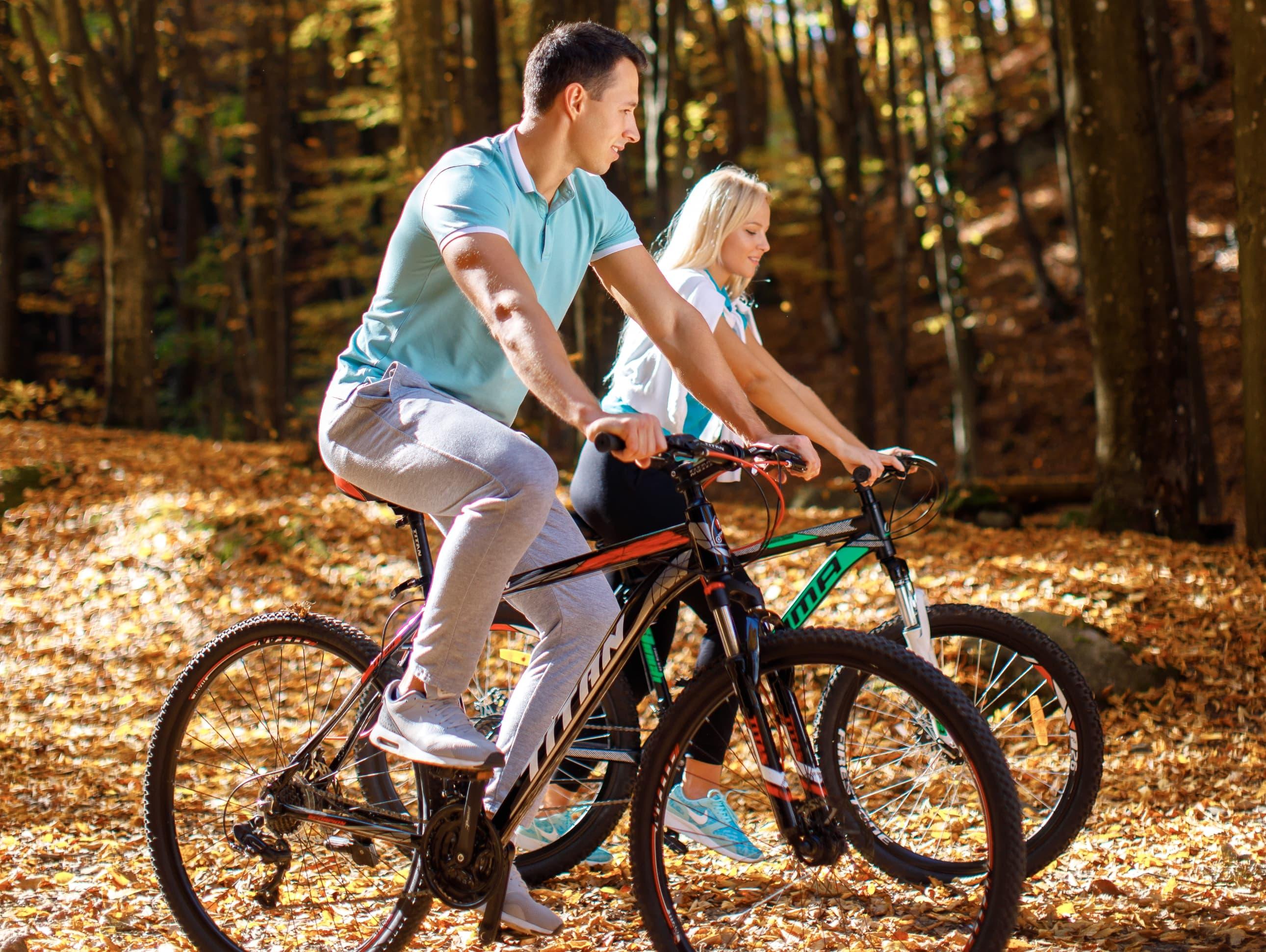 """Прогулка на велосипеде ~ (фото 5) ~ Курорт """"Воеводино"""", Карпаты, Закарпатье, (voevodyno.com)"""