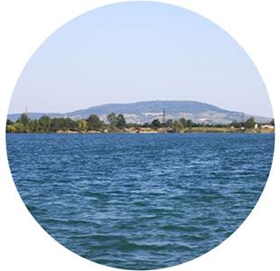 Дідове озеро в селі Дийда