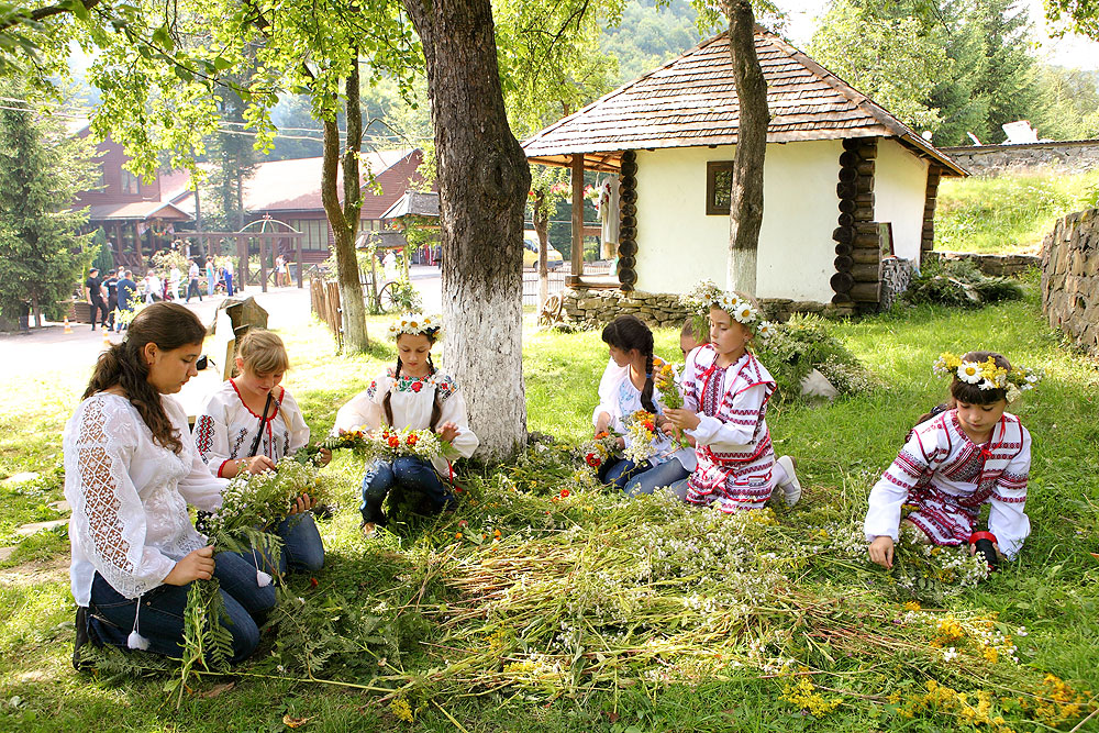 Праздник Ивана Купала в туристическом комплексе Воеводино, фото 2