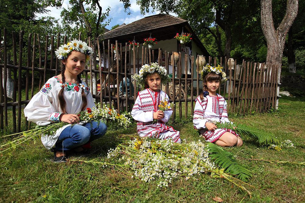 Праздник Ивана Купала в туристическом комплексе Воеводино, фото 3