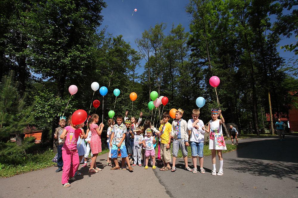 Праздник Ивана Купала в детском клубе Воеводино, фото 1
