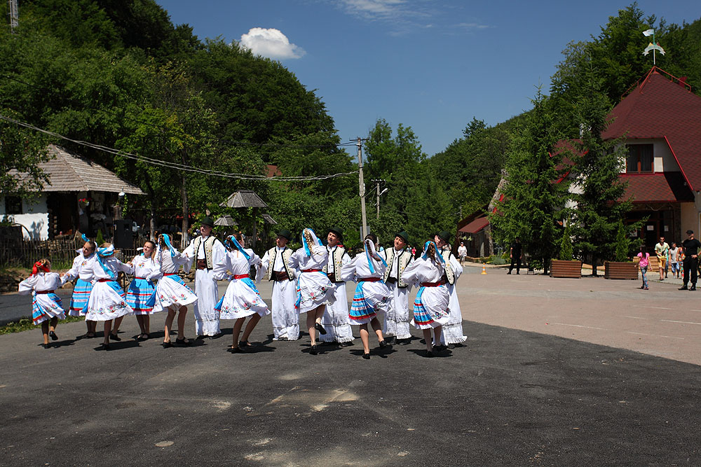 Праздник Ивана Купала в туристическом комплексе Воеводино, фото 10