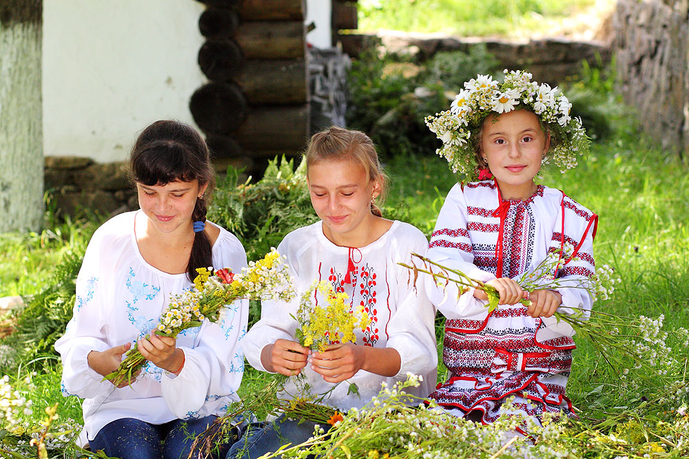 Праздник Ивана Купала в туристическом комплексе Воеводино, фото 17