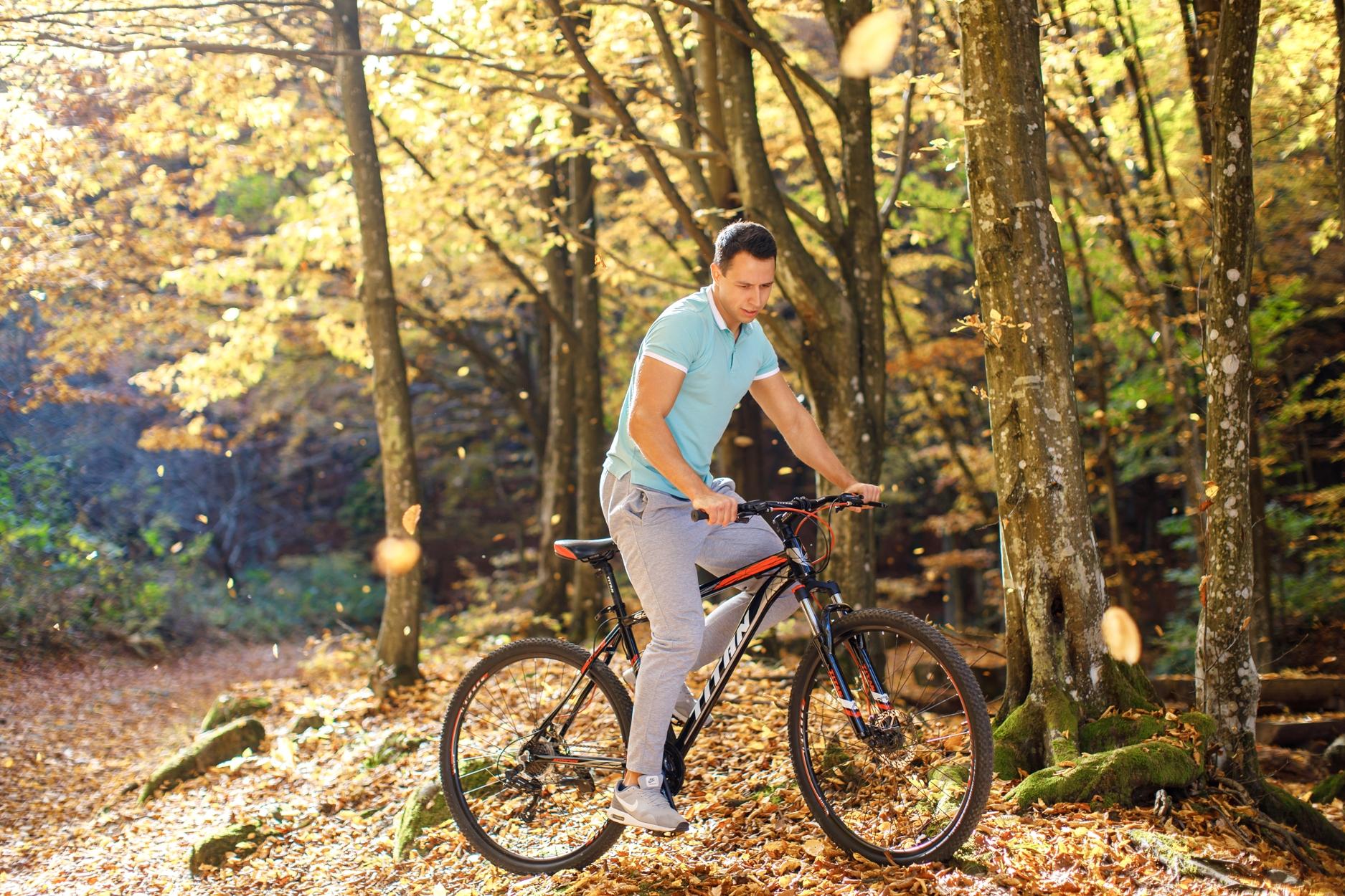 """Прогулка на велосипеде ~ (фото 2) ~ Курорт """"Воеводино"""", Карпаты, Закарпатье, (voevodyno.com)"""