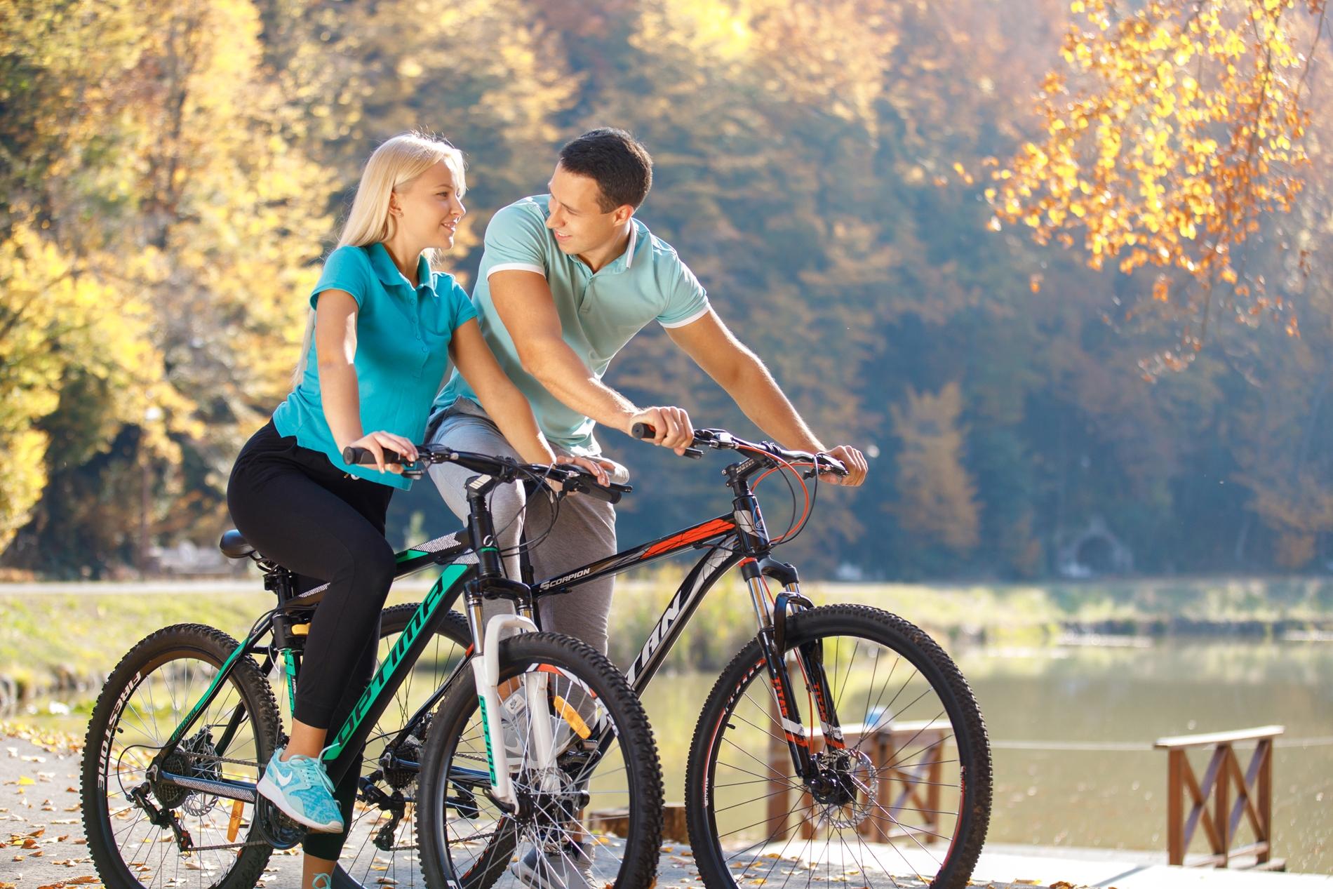 """Прогулка на велосипеде ~ (фото 3) ~ Курорт """"Воеводино"""", Карпаты, Закарпатье, (voevodyno.com)"""