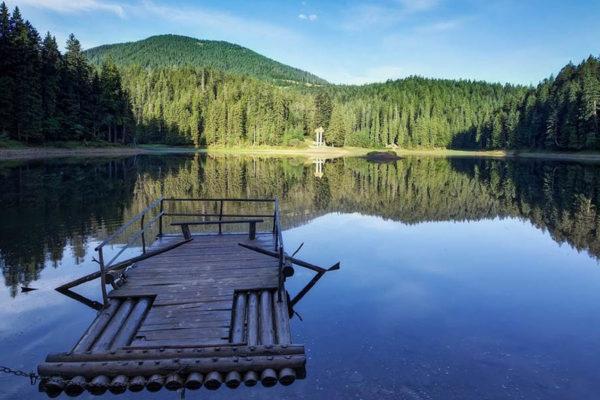 """Экскурсия на озеро Синевир ~ (фото 3) ~ Курорт """"Воеводино"""", Карпаты, Закарпатье, (voevodyno.com)"""